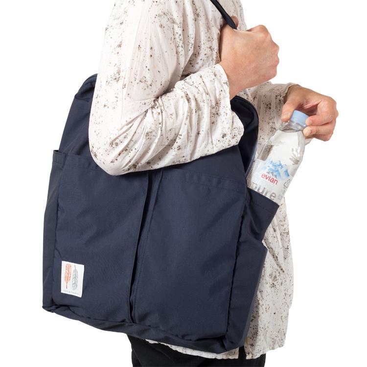 ポケット収納が多いマザーズバッグ